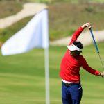ゴルフと痛みの関連性(左肩編)